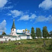 Иверский монастырь. Валдай :: Наталья