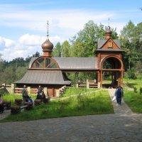 Малый скит Преподобного Саввы :: Михаил Яблоков