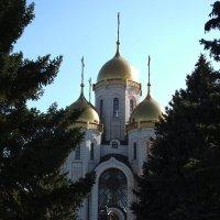 Церковь :: Вероника Кожухова
