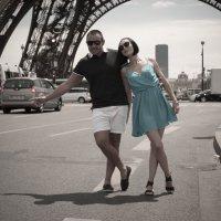 Taxi v Parize :: Anatol Stykan