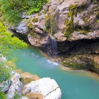 Гуамское ущелье :: Игорь Хижняк
