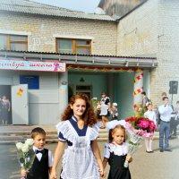первый раз в первый класс :: Tatyana Belova