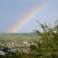 Осенняя радуга :: galina tihonova