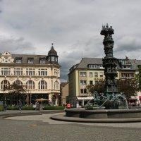 город Кобленц ( Германия ) :: Андрей Кураков