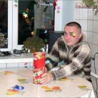 Когда-то,очень давно на НГ.... :: Сергей Величко