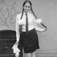 школьный фото - пленер :: Екатерина Трофимова