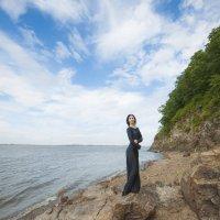 На берегу Амура :: Виктор Твердун