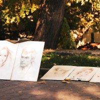 Осенью в парке :: Nyusha