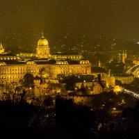 Ночной Будапешт :: Павел Солопов