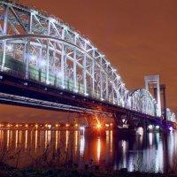 Финляндский железнодорожный мост :: Светлана Салахетдинова