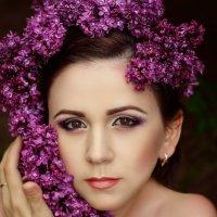 Сиреневые сны :: Катерина Морозова