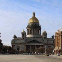Исакиевская площадь :: Вера Щукина