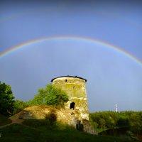 Радуга над Гремячей башней :: Fededuard Винтанюк