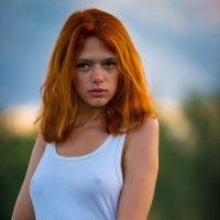 На закате... :: Иван Щербина