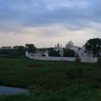 Вечер в Суздале :: Евгения Куприянова