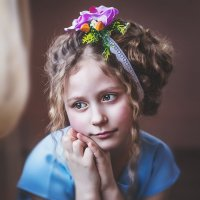 фарфоровая куколка :: Елена Деева