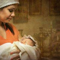 Материнство :: Оксана Жданова