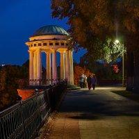Осенний вечерок. :: Владимир Голиков