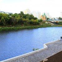 Река Ока. :: Борис Митрохин