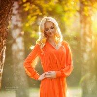 """Lady in sun"" :: Фотохудожник Наталья Смирнова"