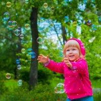Весёлые пузырики :: valentina sigova