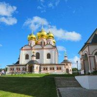 Иверский монастырь. :: Наталья