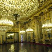 Бальная зала. Королевский дворец. Турин. :: Наталья Пономаренко