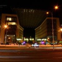 Ночной город. :: Anna Gornostayeva