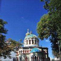 Собор Святаго Благовернаго князя Александра Невскаго, г. Лодзь :: Александр Матвеев