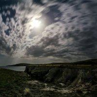 Ночь на Волге :: Альберт Беляев