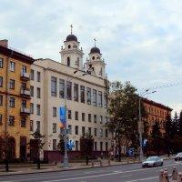 Центр Минска :: Tata Wolf
