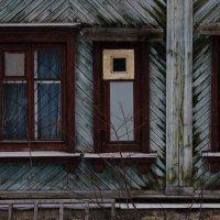 Барачные глаза... :: Фёдор Куракин