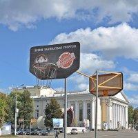 Спорт в массы! :: Андрей Синицын