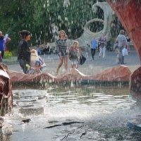 Просто летний дождь идет :: Наталья Джикидзе (Берёзина)