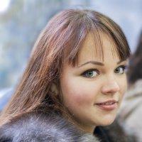 Девушка :: Darina Mozhelskaia