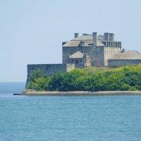 Fort George (крепость отражавшая атаки американцев в войне 1812 г.) :: Юрий Поляков