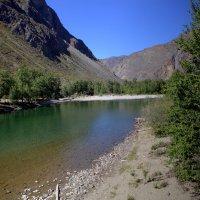 Река Чулушман :: Геннадий Мельников