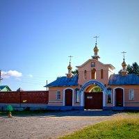 Важеозерский монастырь :: Светлана marokkanka