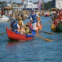 Regata Storica 2015 Venezia :: Олег