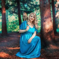 Волшебный лес :: Олеся Корсикова