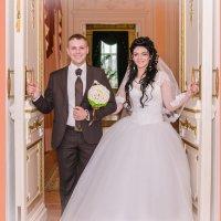 Алена и Женя :: Дмитрий Зотов