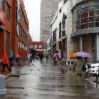 Москва дождливая... :: Viktor Nogovitsin
