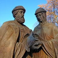 Памятник Петру и Февронии. ЯРОСЛАВЛЬ :: Tata Wolf