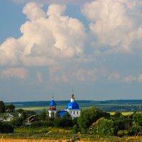 Русские пейзажи :: Бронислав Богачевский