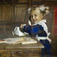 Школьные годы чудесные :: Elena Fokina