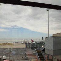 Париж.Аэропорт где нас не ждут... :: Жанна Викторовна