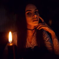 Вечерня :: Nikki Lashkevich