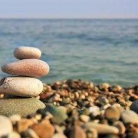 Пляж черного моря :: Tiana Ros
