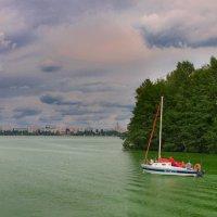 Большому кораблю-большое плаванье. :: Oleg Akulinushkin