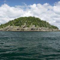 Необитаемый остров в Атлантическом океане :: Ольга Маркова